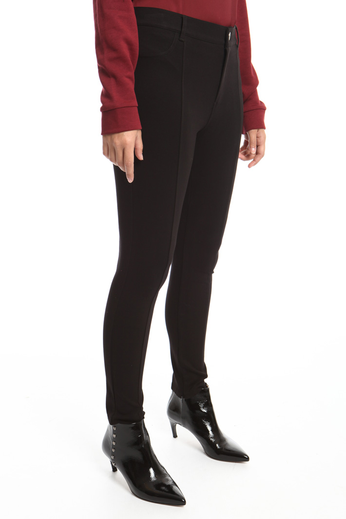 Jersey leggings Intrend