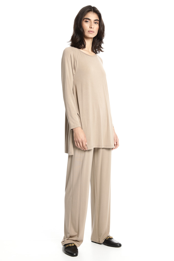Lightweight jersey trousers Intrend
