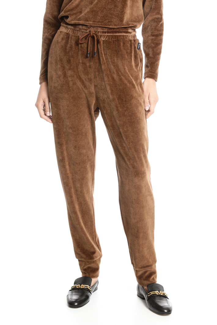Chenille joggings trousers Intrend