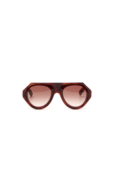 Resin geometric glasses  Intrend