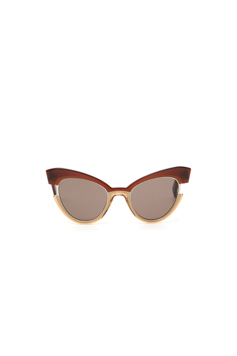 Occhiali da sole cat-eye Intrend