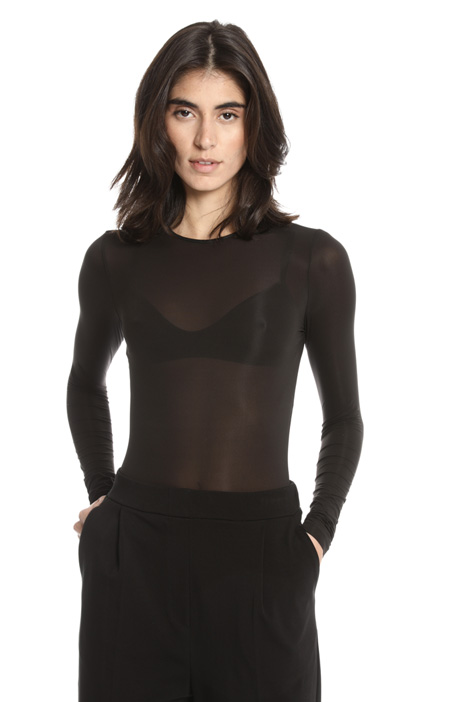 Light jersey bodysuit Intrend