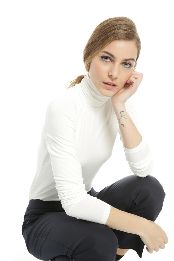 Cashmere turtleneck sweater Intrend