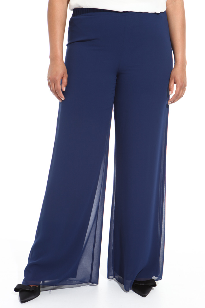 Georgette trousers Intrend