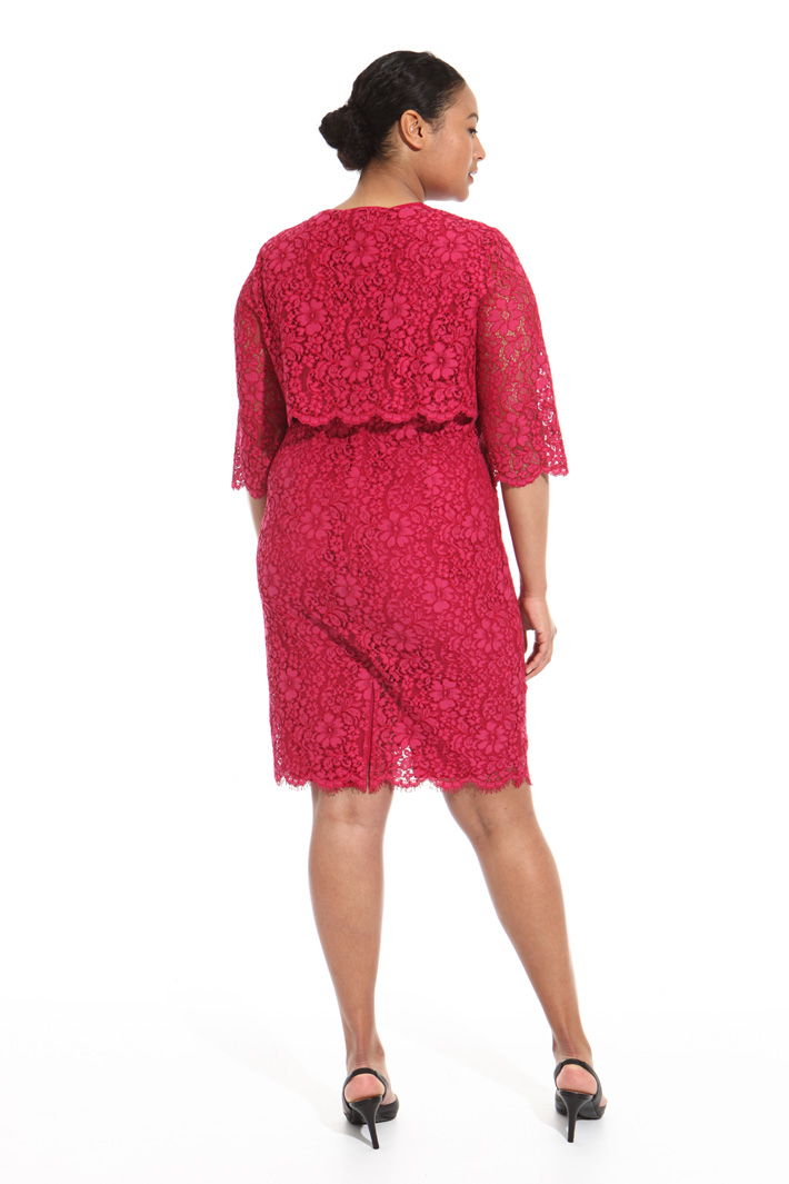 Lace shrug Intrend