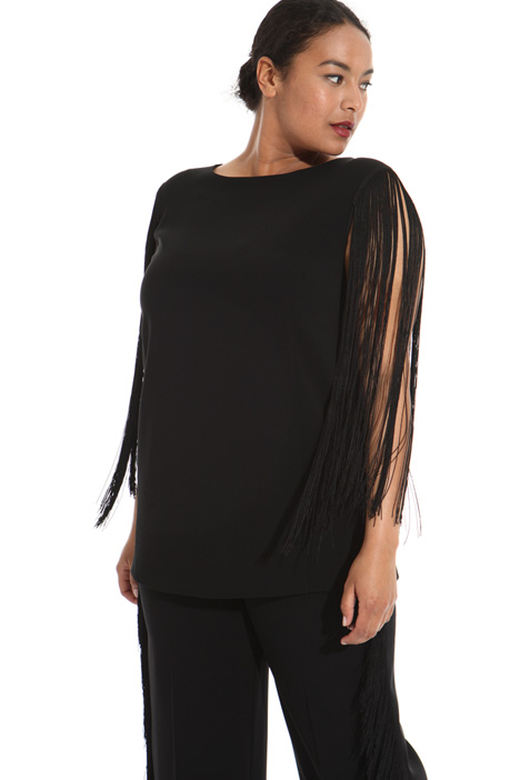 Triacetate tunic Intrend