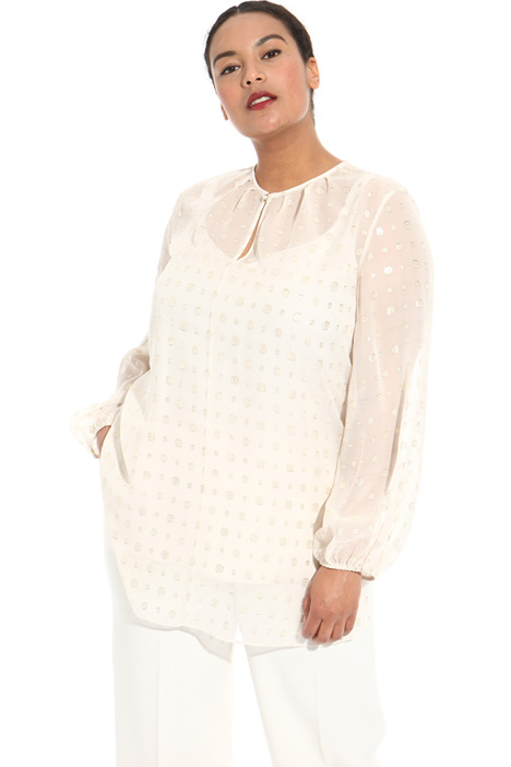 Lurex fil coupé tunic Intrend
