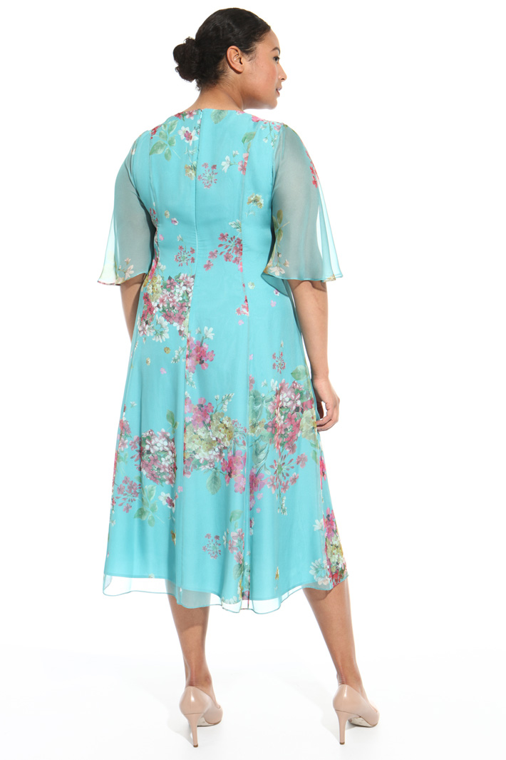 Georgette dress Intrend