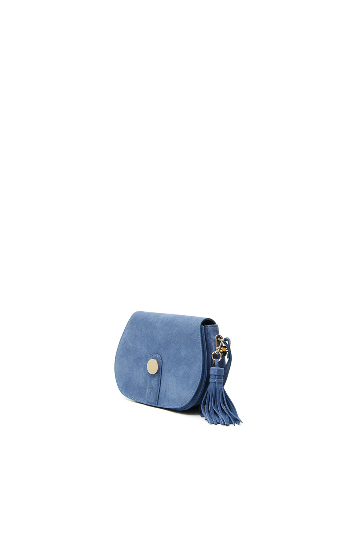 Suede leather bag Intrend