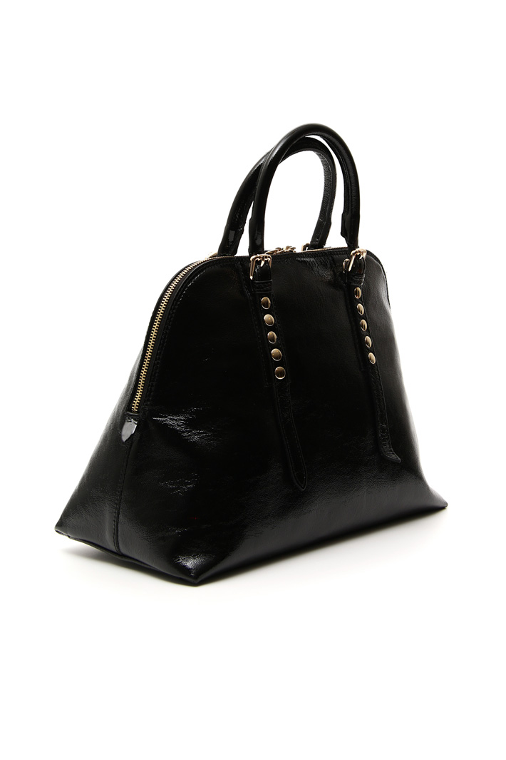 Pure leather hand bag Intrend