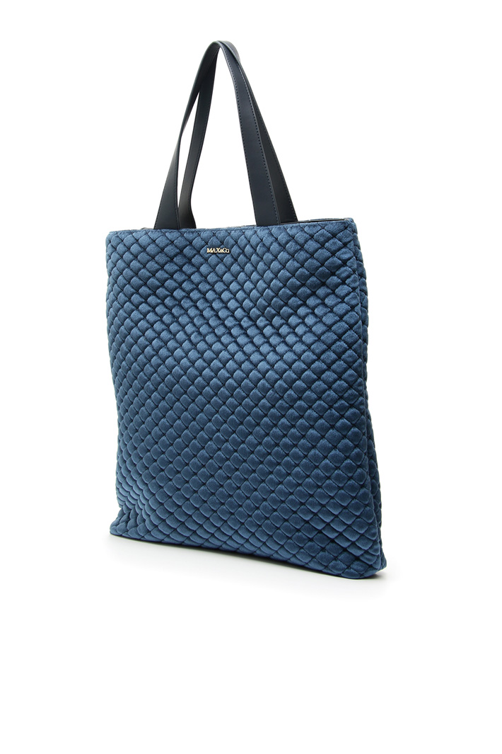 Shopping bag trapuntata Intrend