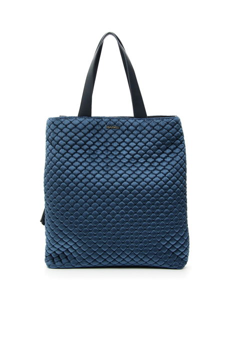 Quilted shopper bag Intrend
