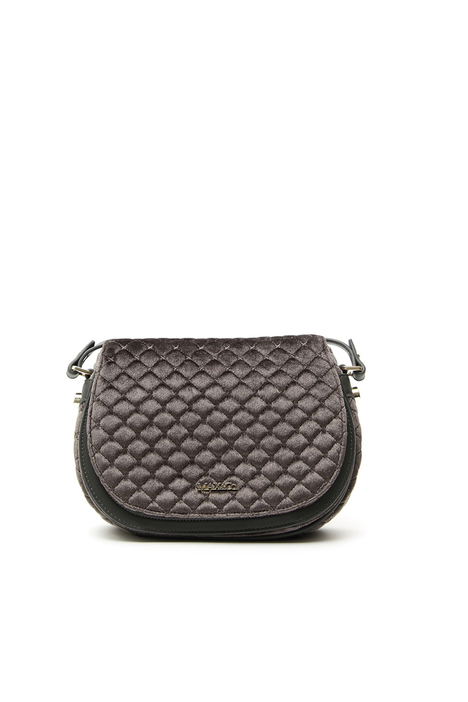 Quilted velvet bag Intrend