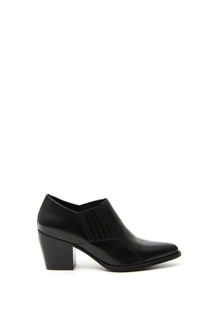Block heel ankle boots Intrend