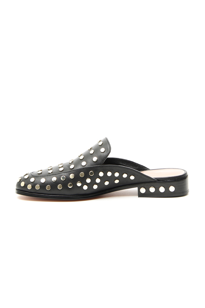 Studded sabot shoes Intrend