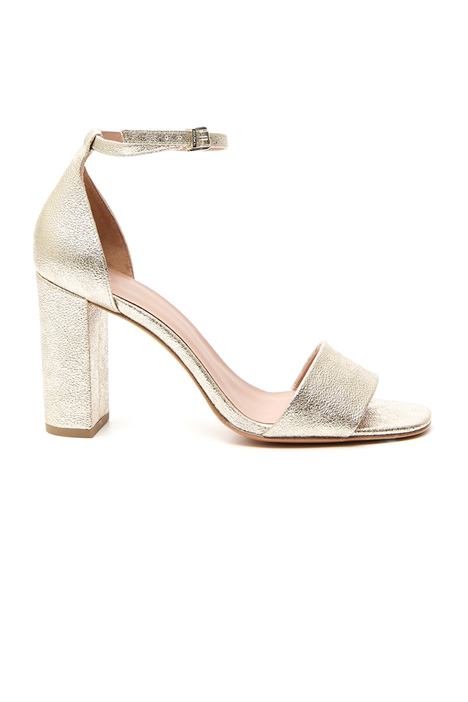 Metallic sandals Intrend