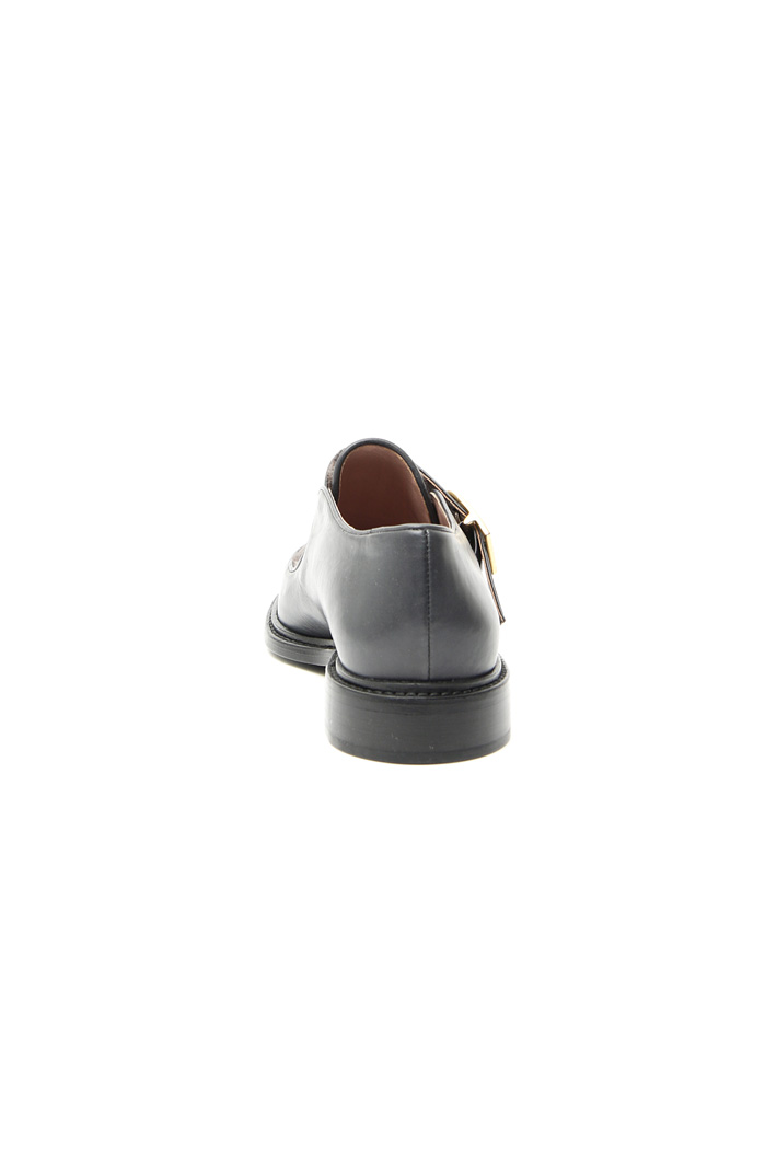 Calf-hair moccasin Intrend