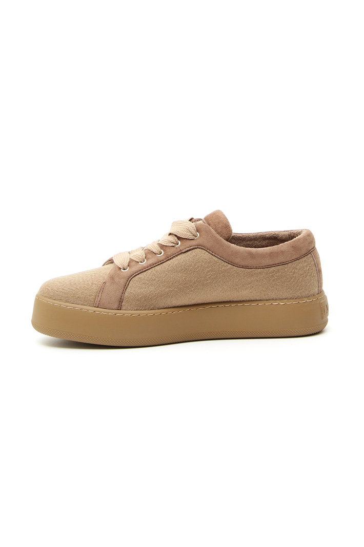 Cashmere sneakers Intrend