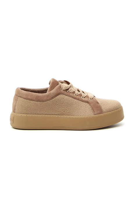 Sneaker in cashmere  Intrend