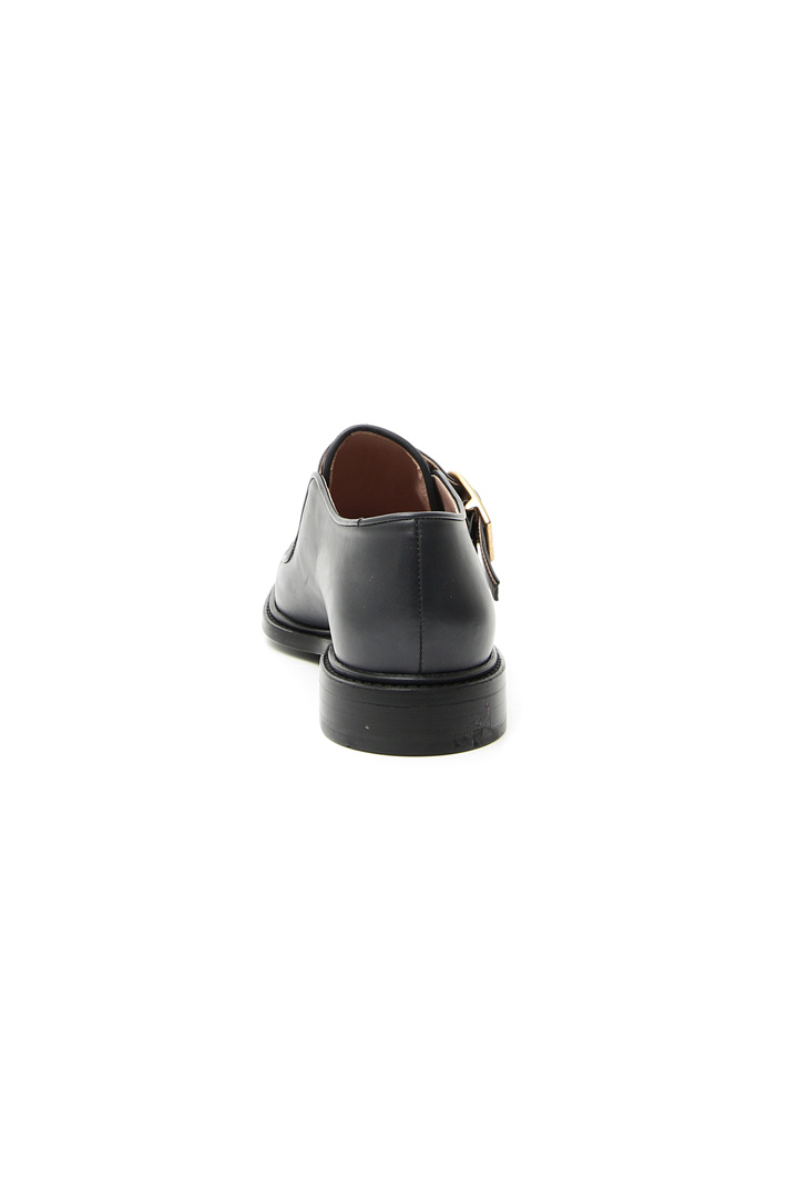 Calf hair men's shoe Intrend