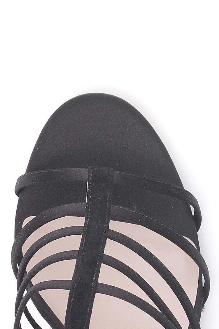 Sandalo multi straps Intrend