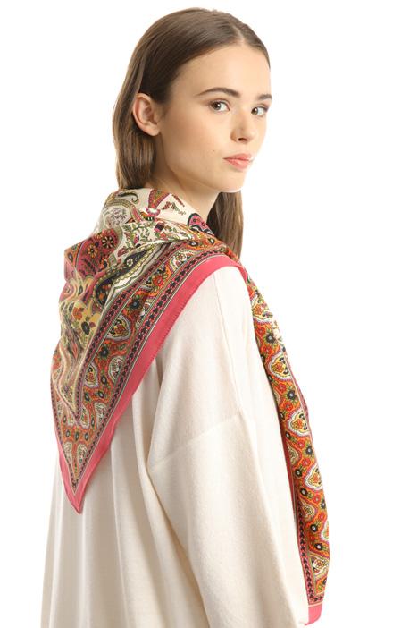 Floral foulard Intrend