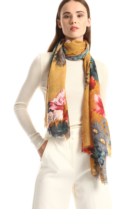 Floral scarf Intrend