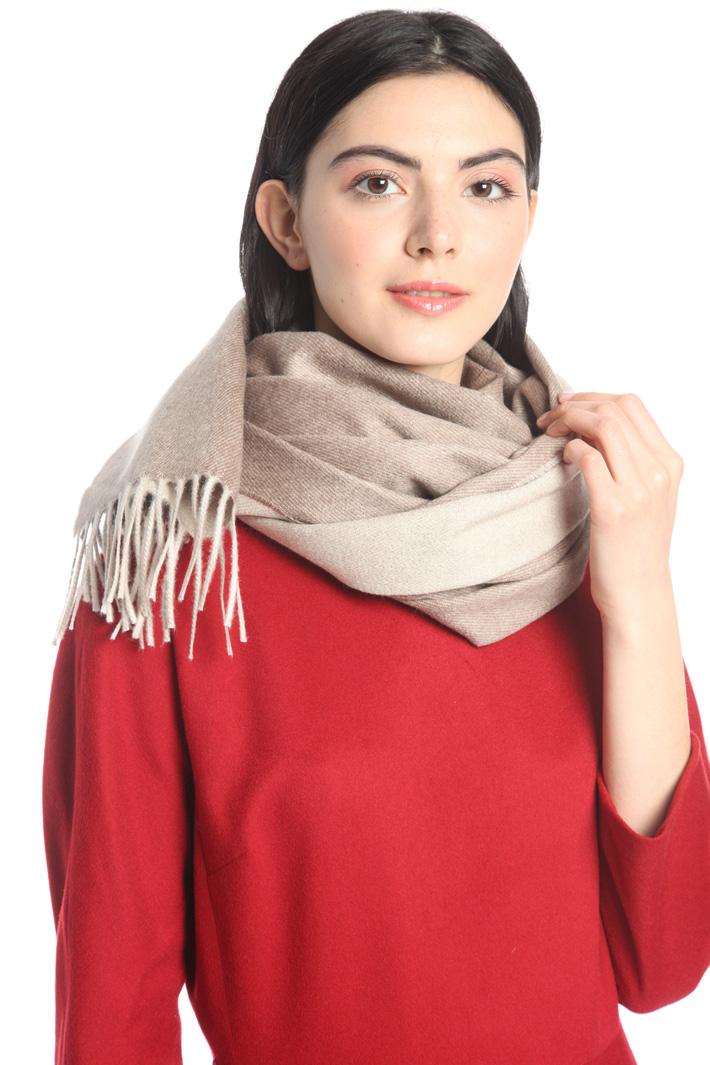 Pure cashmere scarf Intrend