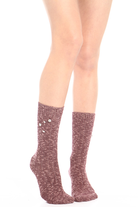 Cotton blend socks Intrend