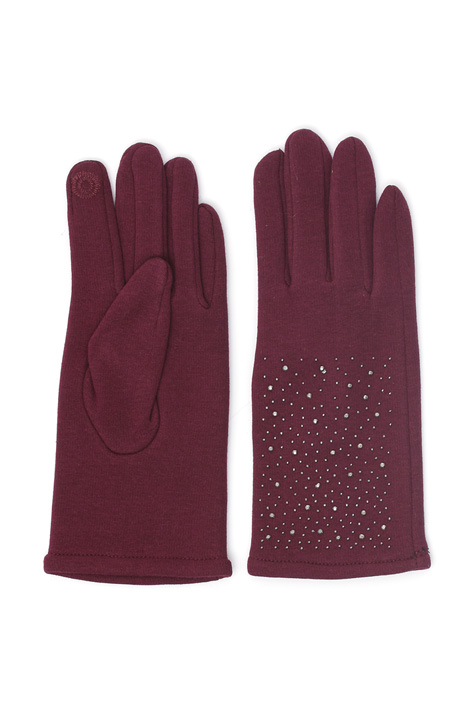 Rhinestone gloves Intrend