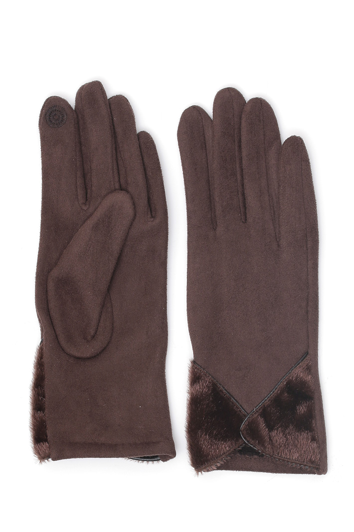 Compact jersey gloves Intrend