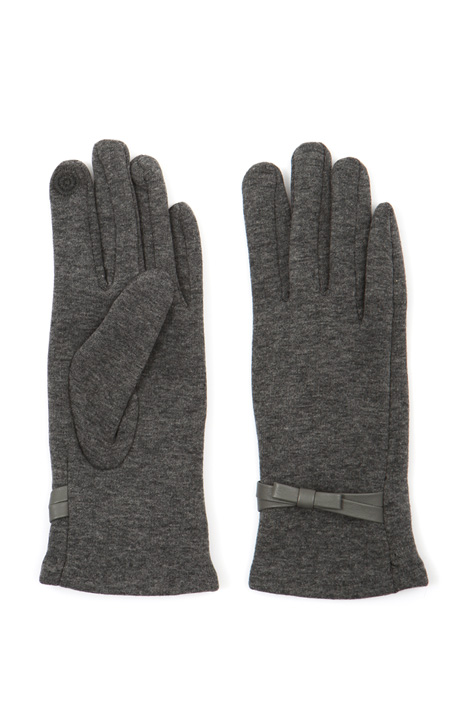 Cotton jersey gloves Intrend