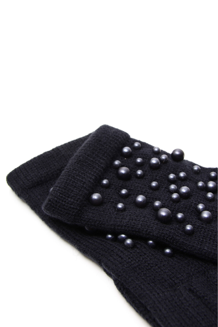 Beaded gloves Intrend