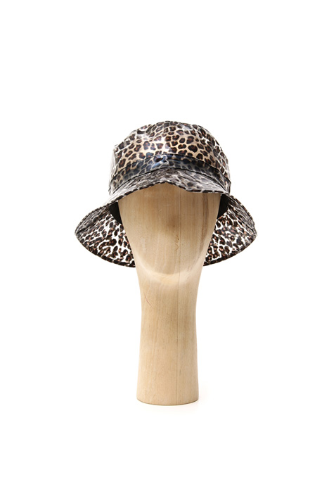 Printed sheer hat Intrend
