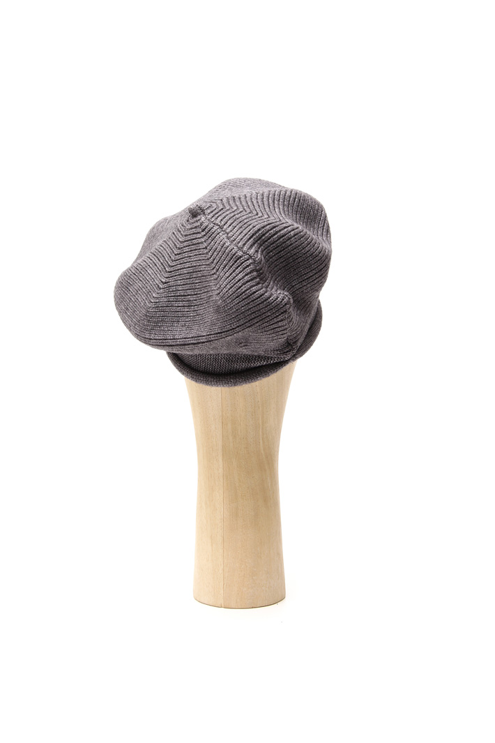Knitted beret Intrend