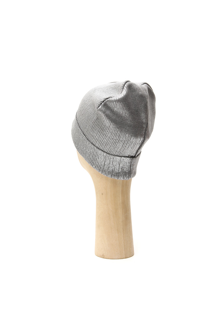 Coated beanie hat Intrend
