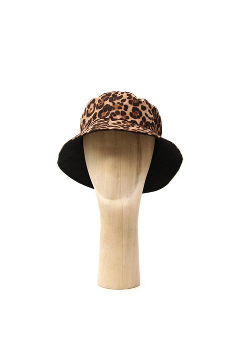 Cappello stampato animalier Intrend