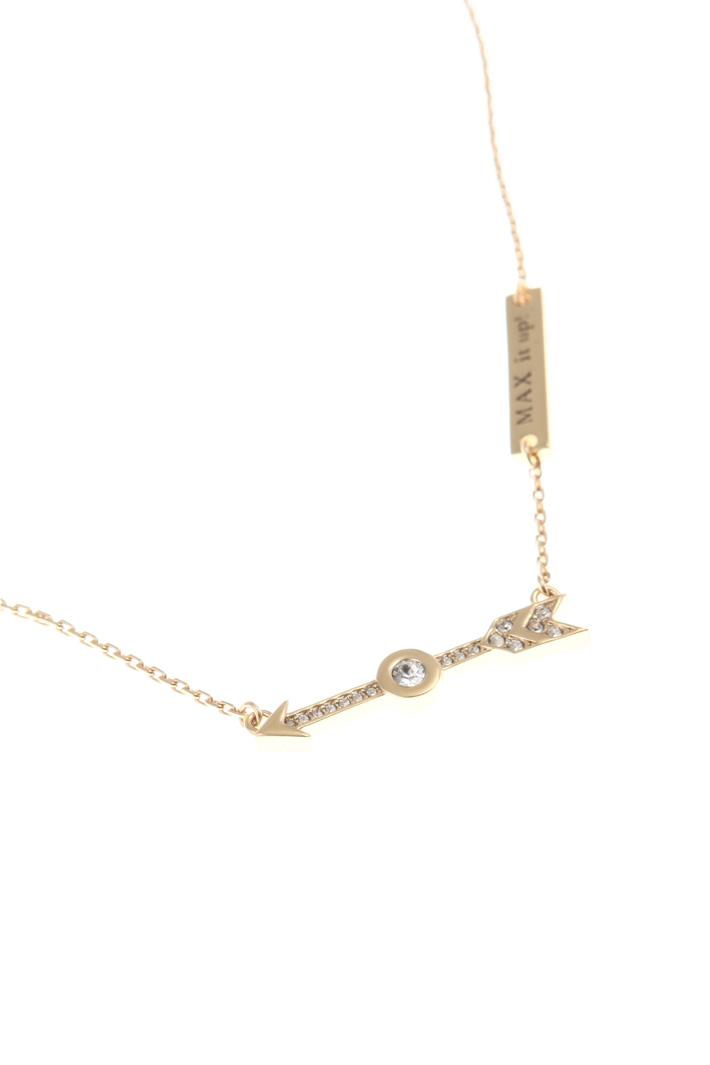 Metal collar necklace  Intrend
