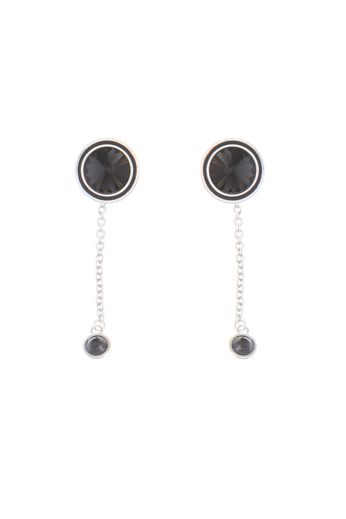 Crystal earrings Intrend