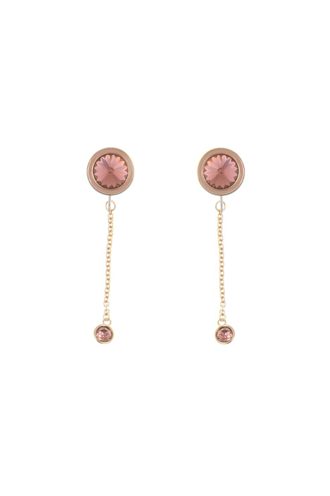 Crystal earrings Intrend
