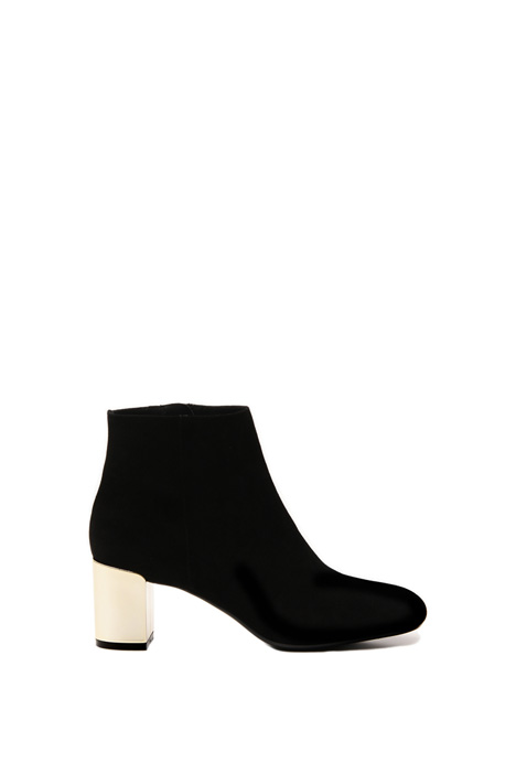 Mirror heel ankle-boots Intrend