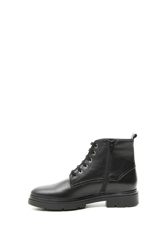 Leather ankle boots Intrend
