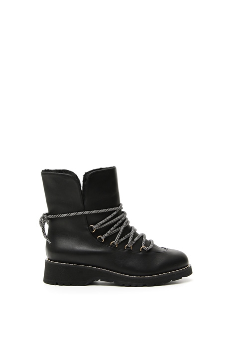 Boots in pelle Intrend