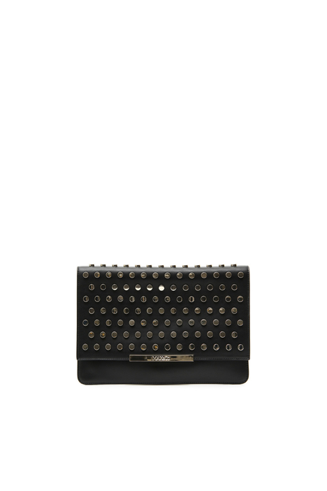 Maxi clutch con borchie Intrend