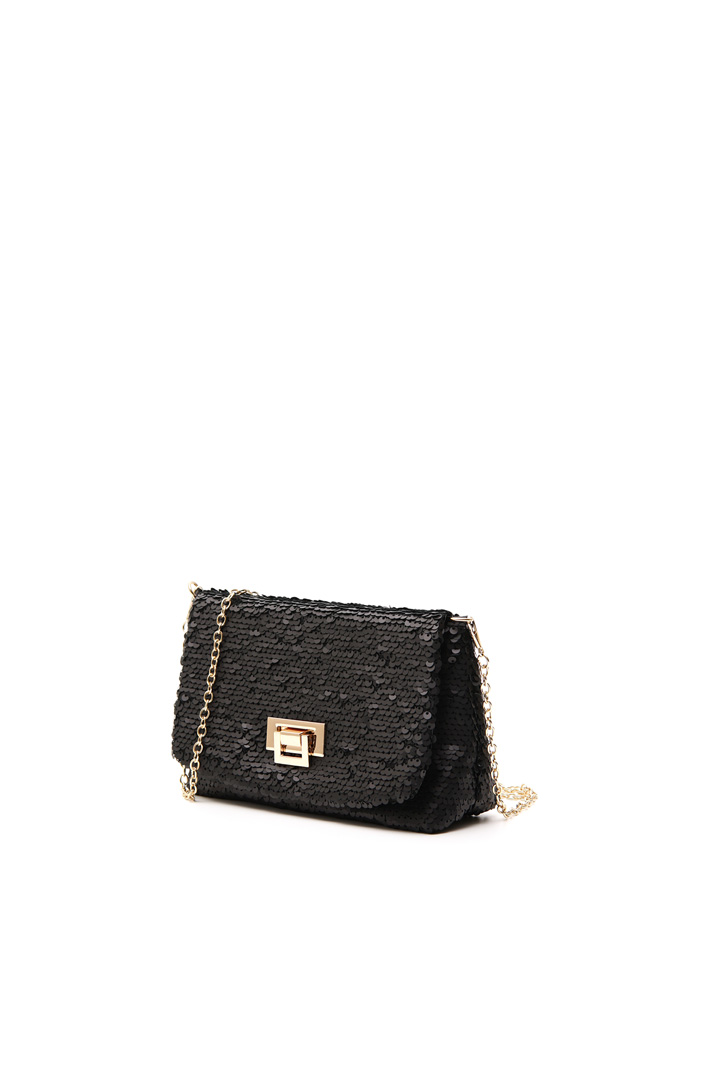 Sequin crossbody bag Intrend