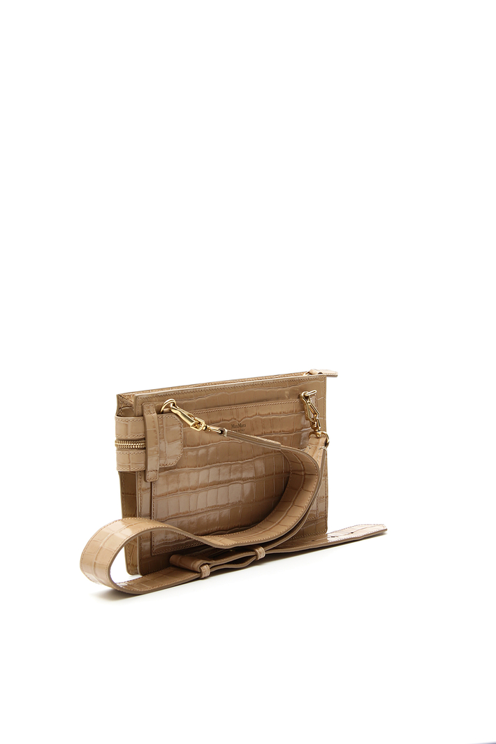 Leather crossbody bag  Intrend