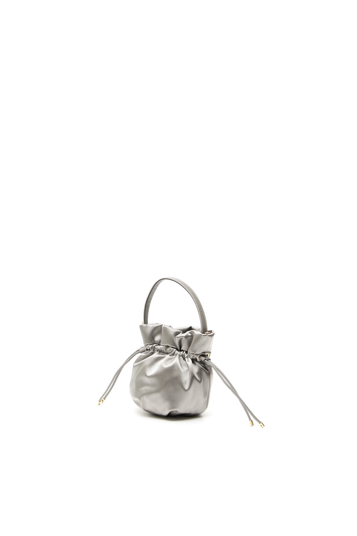 Mini satin sack bag Intrend