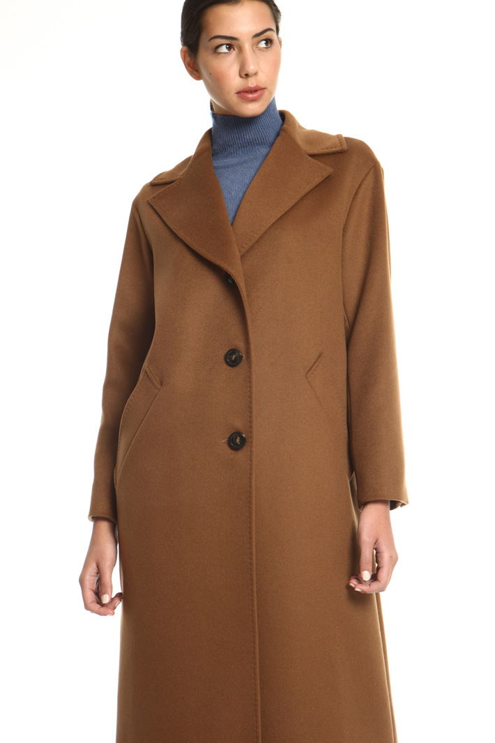 Pure cashmere coat Intrend