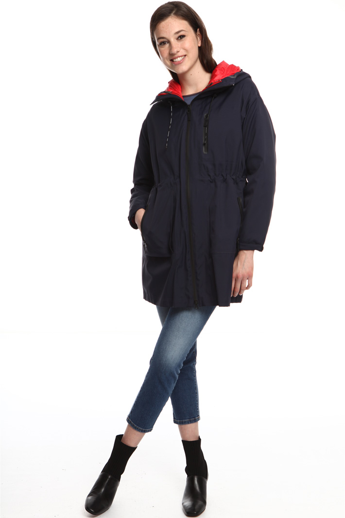 Double fabric jacket Intrend