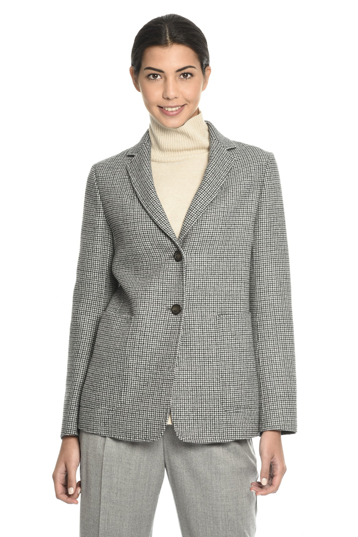 Virgin wool blazer Intrend